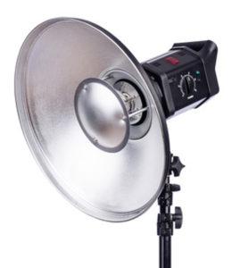 Light Modifiers - Beauty dish